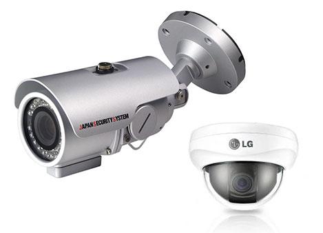 監視カメラ 機器紹介